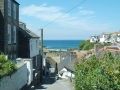 Typical Cornish fishing village